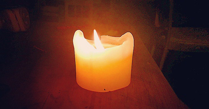 candle by CJP via instagram